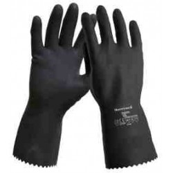 GUANTE LATEX HEAVY WEIGHT INDUSTRIAL T-9